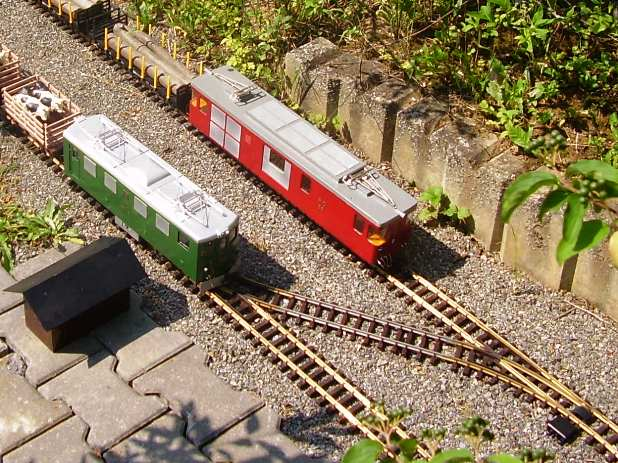 The garden railway